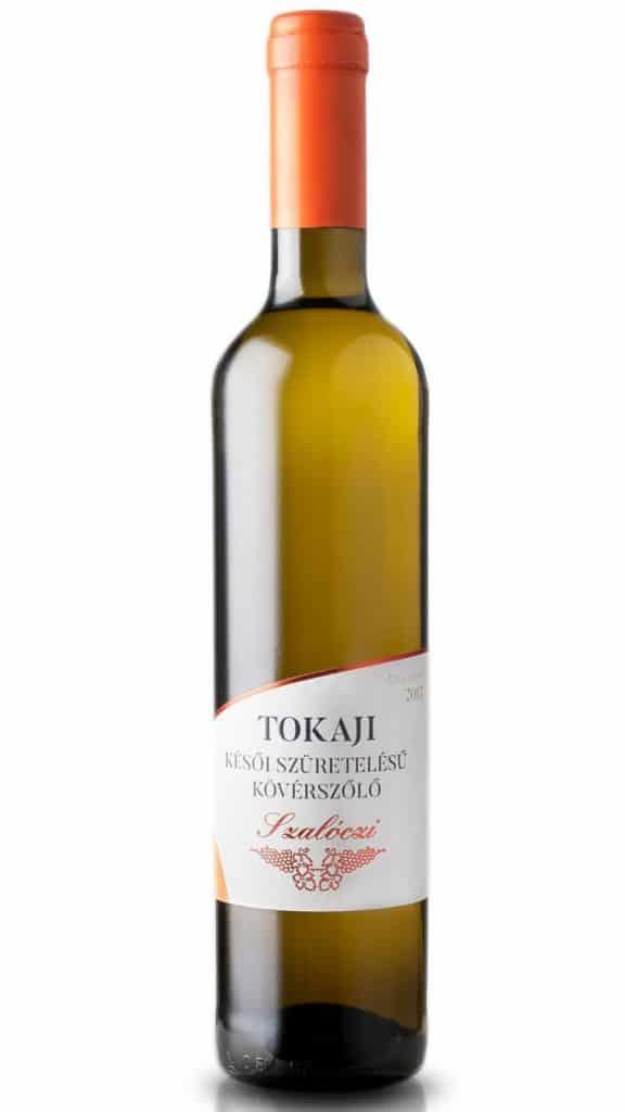 kövérszőlő bor szaloczi